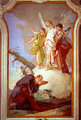 The Three Angels Appearing to Abraham, 1726-29, fresco, Archiepiscopal Palace, Udine.