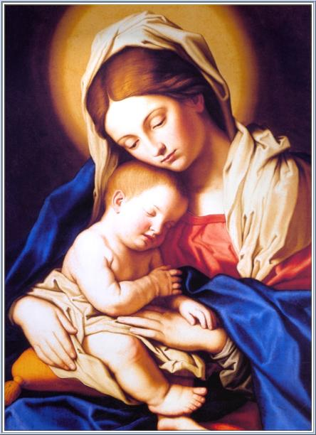 Little Baby Jesus Our Lady Of Medjugorje Text