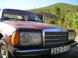 Old Mercedes and Krizevac